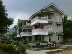 Dijual Villa di kawasan Cisarua Bogor