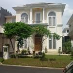 Dijual – Rumah di Les Belles Mansion Serpong Tangerang