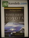 Rumus Sukses Toyota