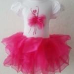 Baju Anak Model Balerina