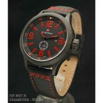 navy force black red 9057