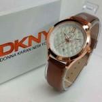 DKNY brown
