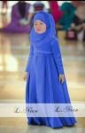 gamis l nice dan jilbab