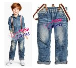 mini jeans for boys 3 pcs