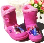 boot frozen hot pink