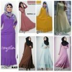 Jual Baju Muslim Terusan Panjang – Murah dan Berkualitas