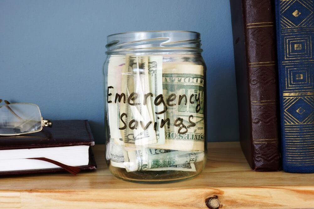 dana darurat pribadi adalah