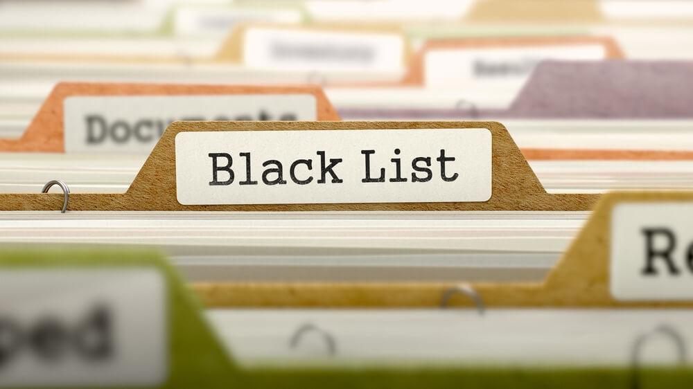 apa itu blacklist
