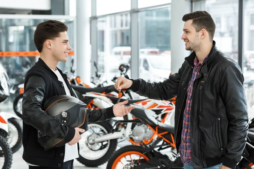 resiko membeli motor tanpa bpkb