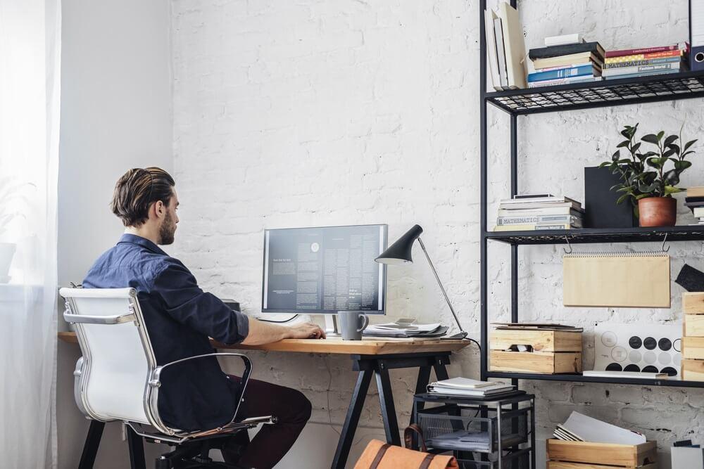 keuntungan bekerja di rumah untuk introvert